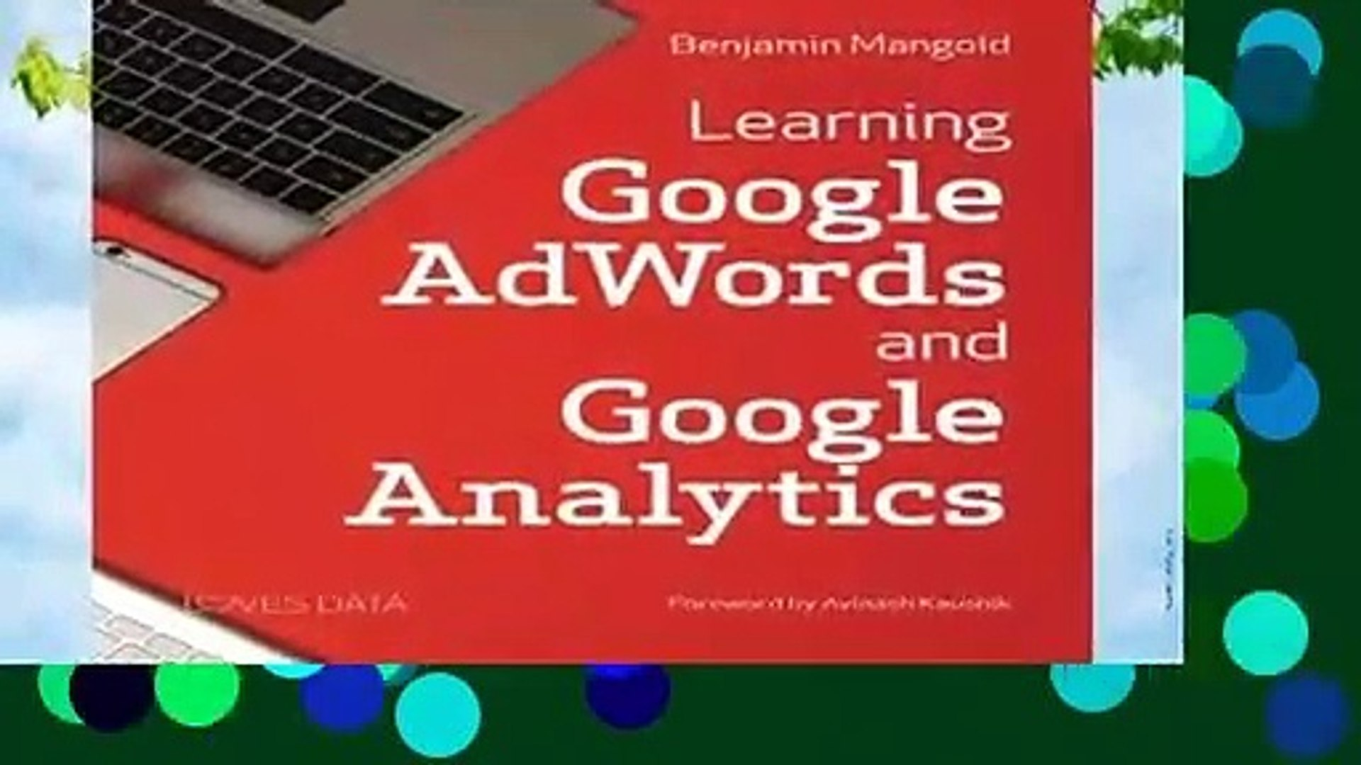[GIFT IDEAS] Learning Google AdWords and Google Analytics by Benjamin Mangold
