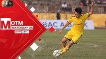 Màn trình diễn của Hồ Khắc Ngọc - Messi xứ Nghệ trong trận derby miền Trung | VPF Media