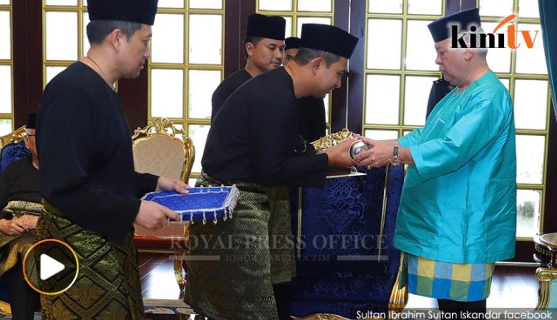 Johor dapat MB baru
