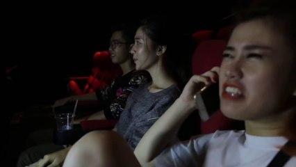 #11 Kiểu Người Thường Gặp - Nghiêm Cấm- Trong Rạp Phim - Phở Đặc Biệt & Ngọc Thảo