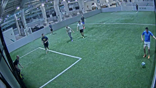 04/16/2019 00:00:01 - Sofive Soccer Centers Rockville - Old Trafford