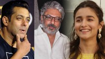 Alia Bhatt meets Sanjay Leela Bhansali; Is Salman Khan the reason? | FilmiBeat