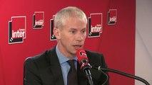 """Franck Riester, ministre de la Culture : """"L'état assumera ses responsabilités (...) des dizaines de millions d'euros sont investis chaque année pour restaurer des églises"""""""