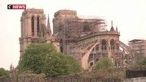Ce que l'on sait de l'incendie à Notre-Dame de Paris