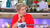 """Jean-Luc Reichmann règle ses comptes avec Patrice Laffont dans """"C à vous"""" - Regardez"""