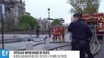 Incendie de Notre-Dame de Paris : l'histoire d'une émotion et d'une douleur collective