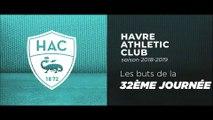 Vidéo : Les buts de la 32ème journée de Domino's Ligue 2
