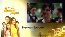 Sunehri Titliyan - 2019 New Episode 6- Turkish Drama - Urdu or Hindi