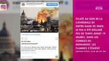 Incendie de Notre-Dame : la proposition lunaire de Donald Trump fait réagir