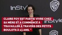 Claire Foy - Télé Star