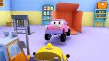 Les Bébés Voitures !  Décore un SAPIN DE NOËL avec les bébés voitures - Dessin animé de camions