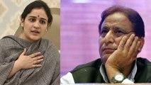 Azam Khan के विवादित बयान पर Akhilesh Yadav मौन तो Aparna Yadav ने सुनाई खरी खरी | वनइंडिया हिंदी