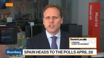 Many Undecided Spanish Voters Will Lean to Center-Right, Says Tressis's Lacalle