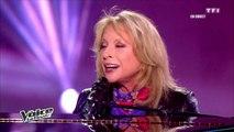 Aude Henneville & Véronique Sanson - Amoureuse | The Voice France 2012 | Finale