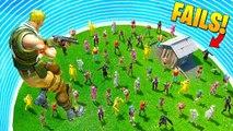 FORTNITE FAILS & Epic Wins! | Fortnite Battle Royale Funny Moments