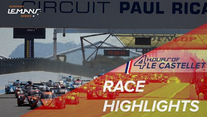 2019 4 Hours of Le Castellet - Race highlights!