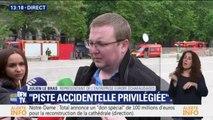 """Julien Le Bras (Europe Échafaudages): """"Il n'y avait absolument aucun ouvrier au moment de l'incendie"""" de Notre-Dame"""