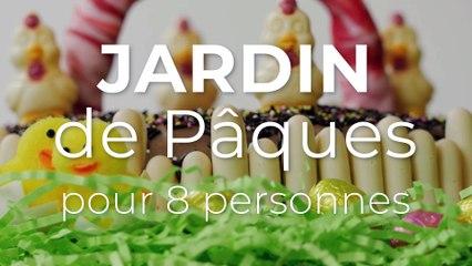 Jardin de Pâques pour 8 personnes