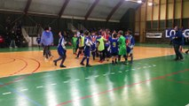 Tournois des jeunes du 22 février 2019, Les équipes de Longueau sont au firmament de leur prestation de ce jour.