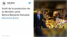 Arrêt de la production de la dernière usine Benco/Banania française