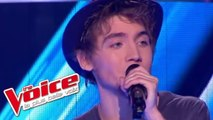 Coldplay – Paradise | William | The Voice France 2013 | Blind Audition