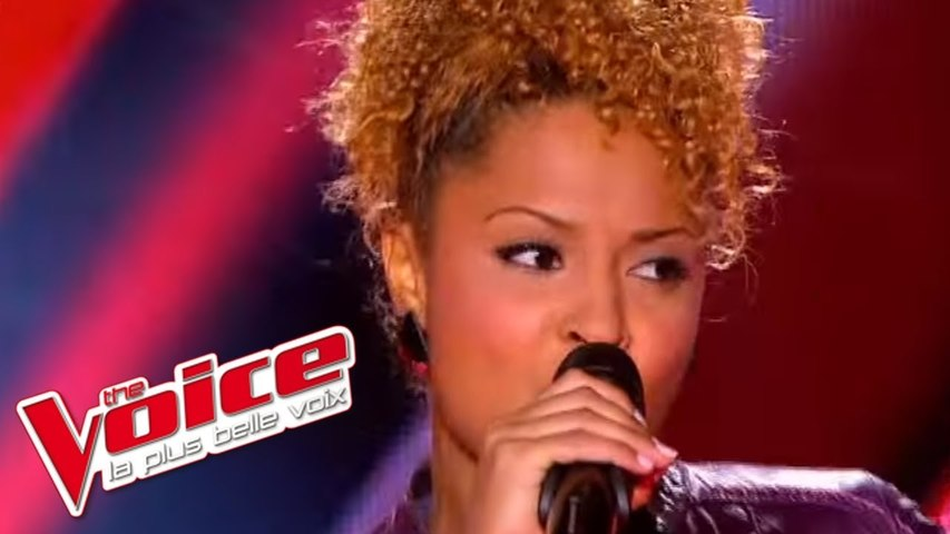 The Police – Roxanne | Shadoh | The Voice France 2013 | Blind Audition