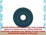 Livex Lighting 821704 Ceiling Medallion Black