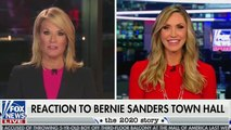 Lara Trump Shoots Down Bernie Sanders Demand for President to Release Tax Returns
