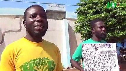 Ils doivent arrêter de tuer les enfants au Togo- Kossi Edouh