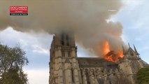 Les sapeurs-pompiers mobilisés pour sauver Notre-Dame