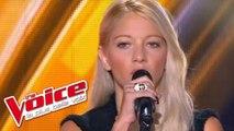 Adele – Skyfall | Stéfania Rizou | The Voice France 2013 | Blind Audition