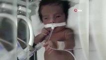 Hastalığı Teşhis Edilemeyen 5 Aylık Eymen'in Annesi, Ağlama Sesine Hasret
