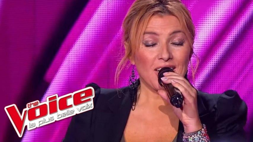 Nicole Croisille – Une femme avec toi | Florence | The Voice France 2013 | Blind Audition