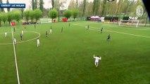 Un U15 offre la victoire au Milan AC sur un coup d'envoi à la 92e