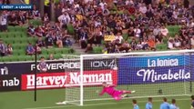 Ola Toivonen fait le bonheur du Melbourne Victory