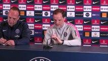 Tuchel et les absences avant PSG Nantes