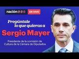 #EnVivo   Pregúntale lo que quieras a Sergio Mayer