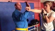 Certaines clés et mouvements de self defense sont revisités dans le vovinam