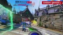 VIDEO. Vouneuil-Sous-Biard : des joueurs de la Gamers Assembly s'échauffent au CREPS de Poitiers