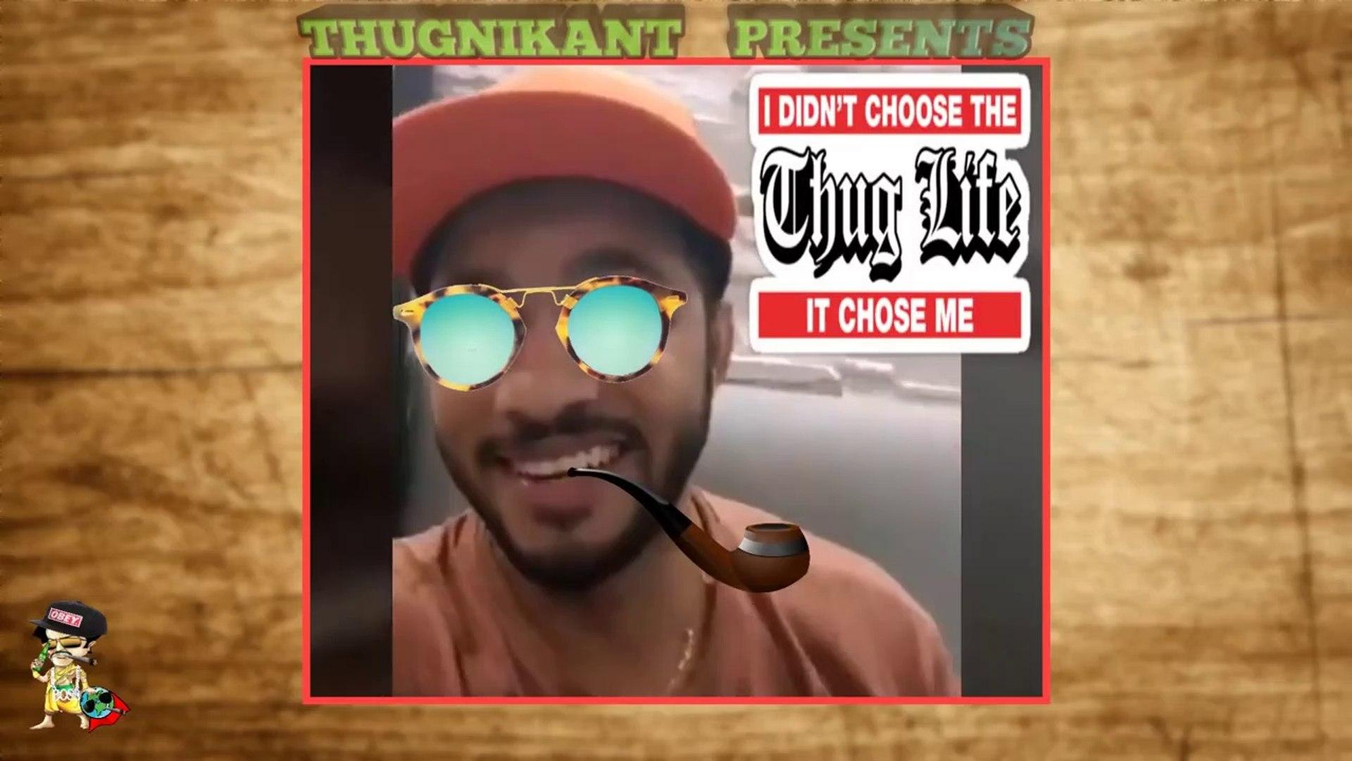 Badshah And  Raftaar Ultimate Thug Life !! rapper's thug life desi thug life