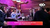 Pati Chapoy y el equipo de Ventaneando en entrevista con Yordi Rosado( Parte 1)