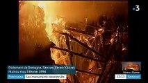 Patrimoine : ces bâtiments incendiés restaurés avec succès