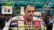 Hockey sur glace Interview Radovan Hurajt - Gardien de But des Sangliers Arvernes 13/04/2019