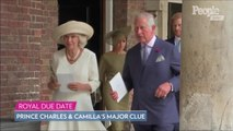 Prince Charles and Camilla's Next Trip Just Gave Us a Major Clue About Meghan Markle's Due Date!
