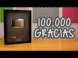 ¡¡100,000 GRACIAS!! - Tenemos nuestra primera placa!! ♥♥♥
