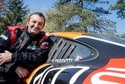 Rallye LYON-CHARBONNIERES : le pilote Yves Pezzutti découvre sa nouvelle Porsche