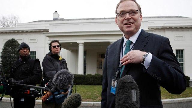 Trump Adviser Suggests 'Anti-Tax Propaganda' to Blame for Unpopularity of Tax Cut