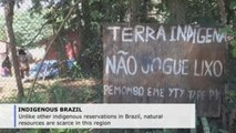 Indigenous reserve in Brazil survives near largest city in South America