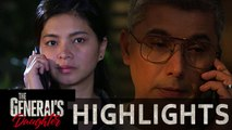 Rhian tells her plans to Marcial   The General's Daughter