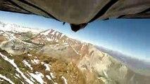 Wingsuit Flight Chest POV